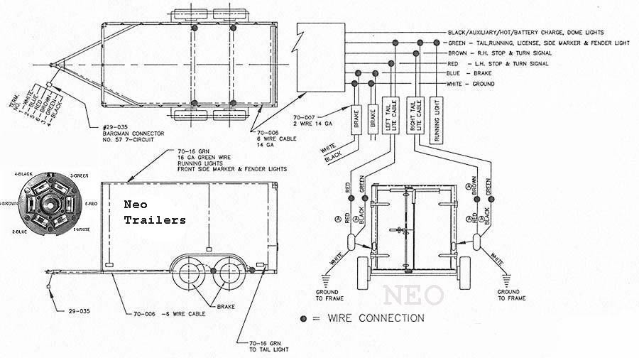 trailer axle wiring diagram for two wiring diagram third level  big tex 35sa