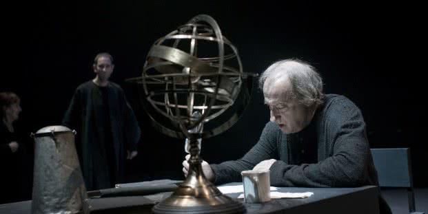 'Vida de Galileo'. Foto: David Ruano.