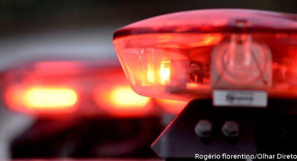 'Satã' é preso e reconhecido por latrocínio de filho de policial militar; ficha criminal já tem 15 roubos
