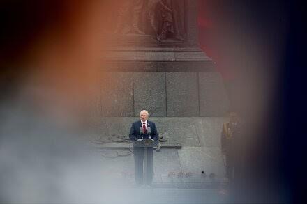 A Dictatorship in Belarus Is Shaken