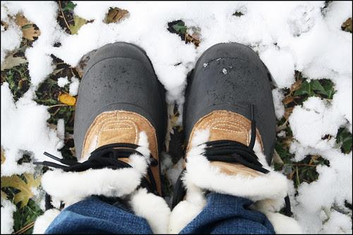 sorels snow