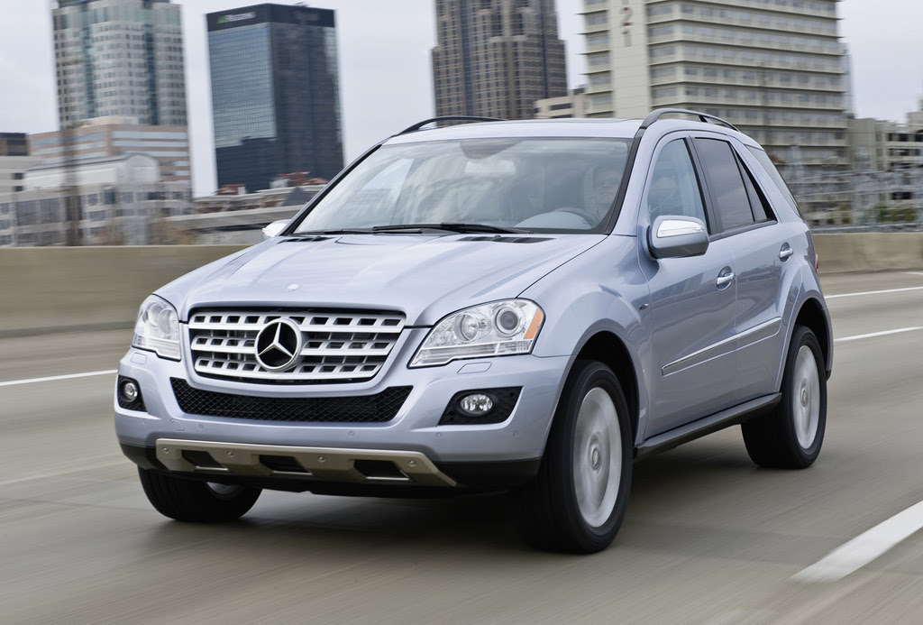 2010 Mercedes-Benz ML450 Hybrid Preview