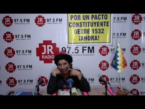 RACISMO EN EL PERÚ: MARTHA CHAVEZ COSIO (congresista)