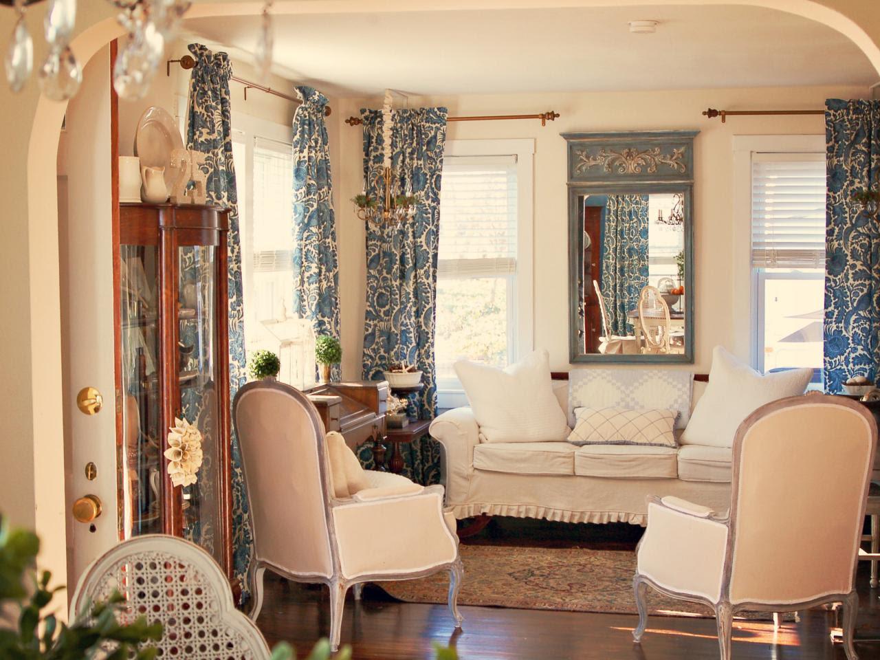 French-inspired design from HGTV | Interior Design Styles ...
