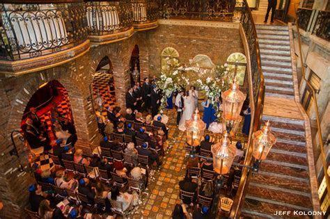 Beautiful Jewish Wedding at the Cruz Building   Miami