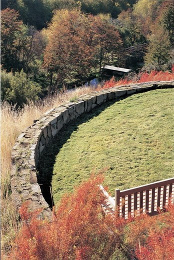 paisajismo, jardin, ideas, arquitectura, Patagonia
