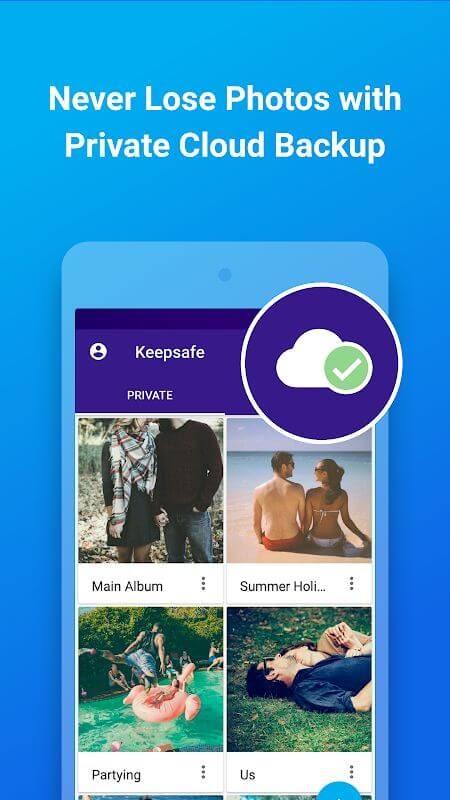 Keepsafe Photo Vault (MOD, Premium Unlocked)