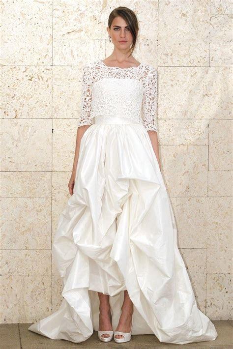 5 Wedding Dresses We Love from Oscar de la Renta, Spring