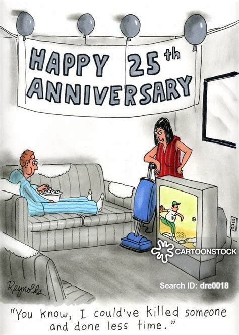 Anniversary Cartoons and Comics   funny pictures from
