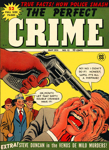 The Perfect Crime 12 (1951)