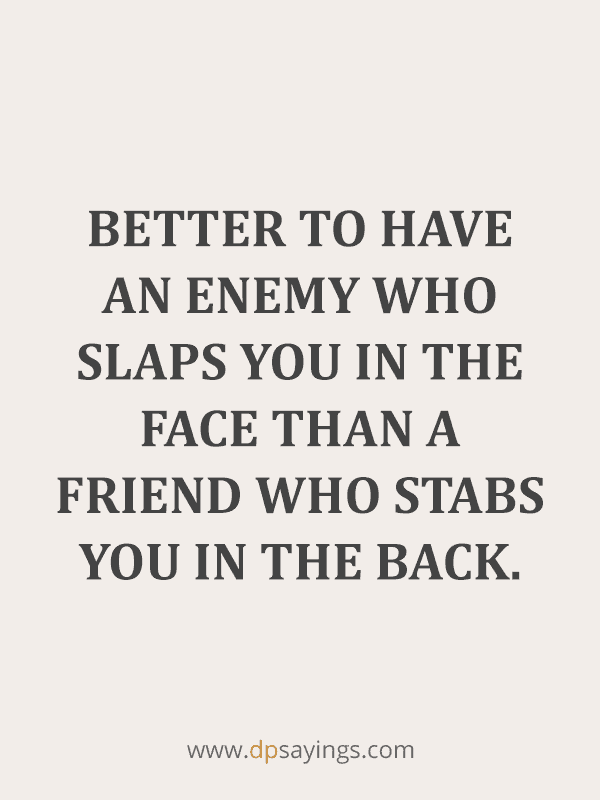 65 Betrayal Quotes And Sayings On Friendship And Love Dp Sayings