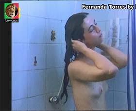 Fernanda Torres nua no filme brasileiro de 1993 Capitalismo Selvagem