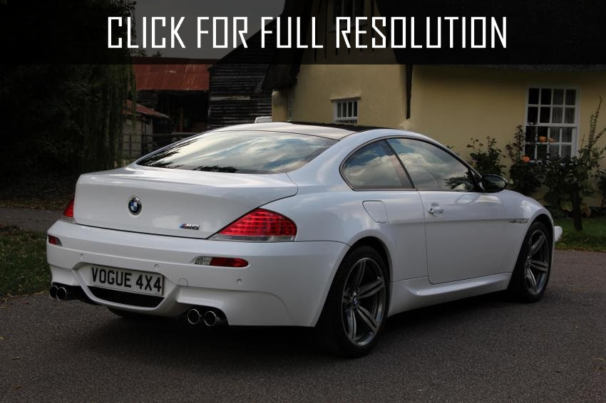 Bmw M6 V10 Reviews Prices Ratings With Various Photos