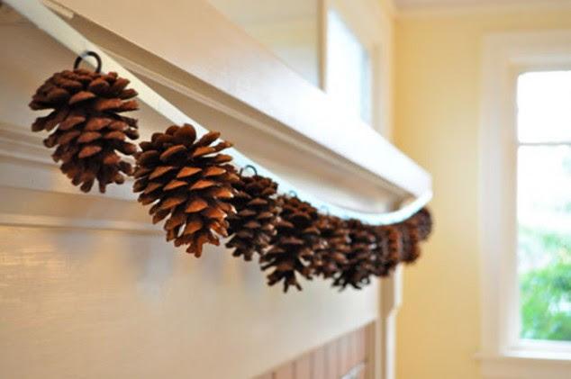 fall decoration 634x421 DIY:  Autumn Decoration and Centerpiece Ideas