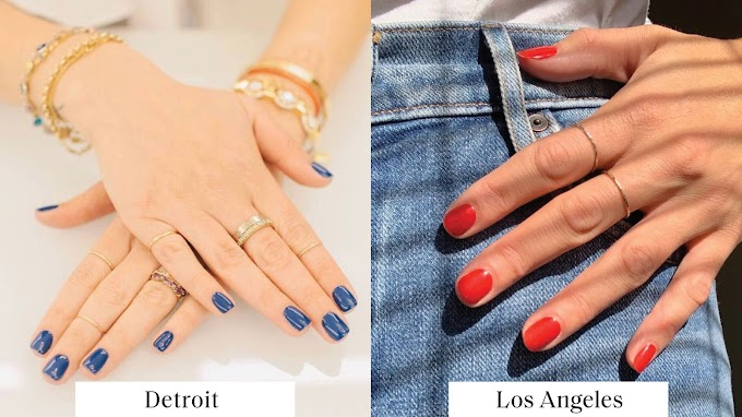 Toe Nail Polish Colors 2020