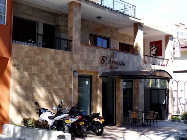 Hotel Quinta Avenida Reviews