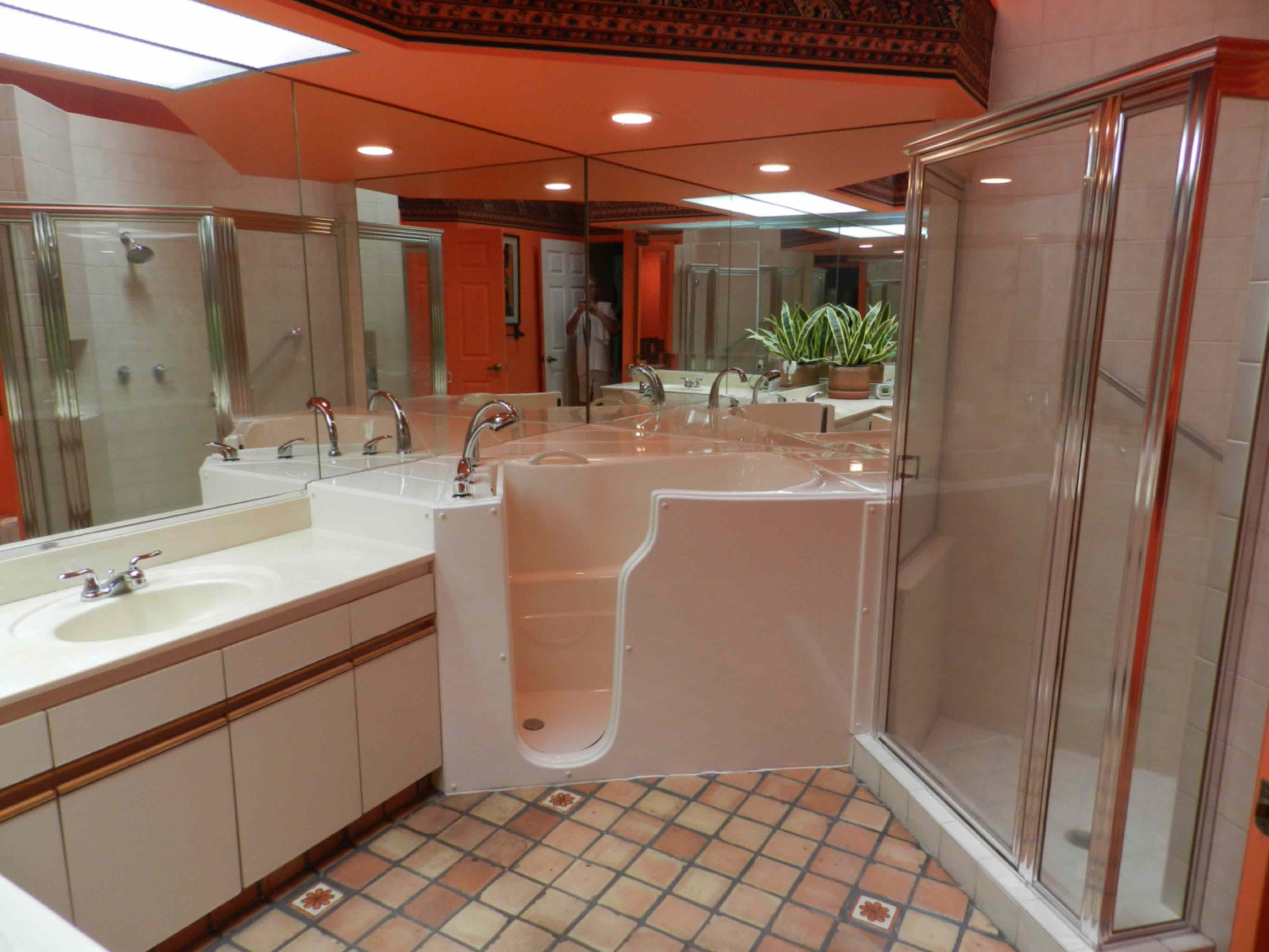 Walk-In Tubs by TheraTub: Best USA Design, Price, Safety ...