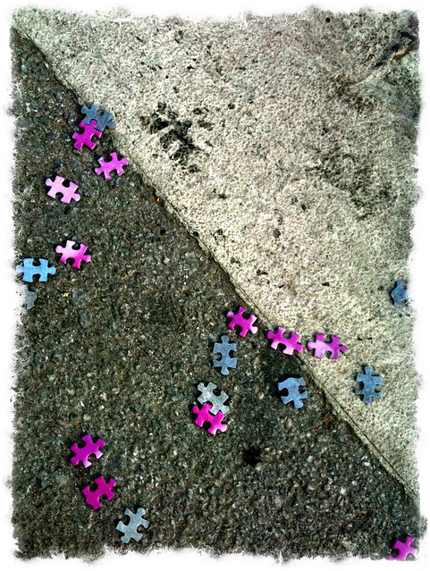 Puzzled path #2
