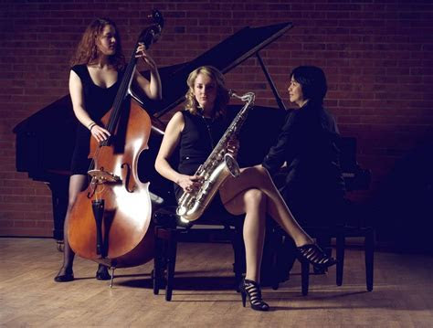 Book London's all female Jazz Trio, The Ellis Jazz Trio
