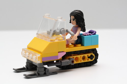 Friends Snowmobile