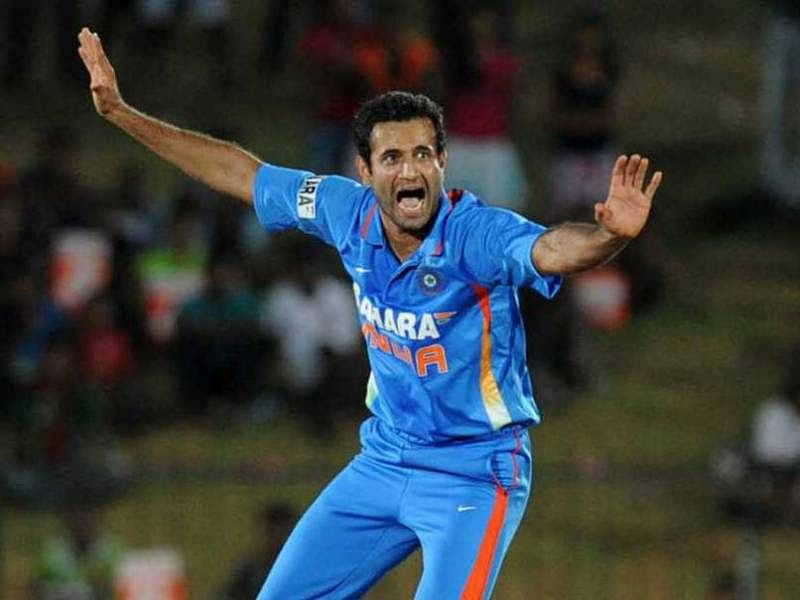 Irfan Pathan - Best players from India and Australia who will not feature in the T20 series