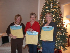 Quilter's Christmas Party 2010 007