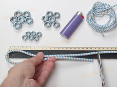 DIY: Nut Bungees 007