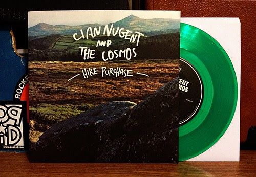 Cian Nugent And The Cosmos - Hire Purchase by Tim PopKid