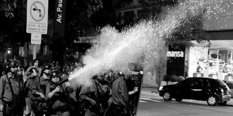 Fim da violência policial ilegal