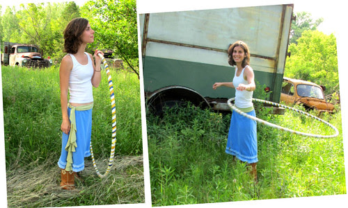 zhooping collage
