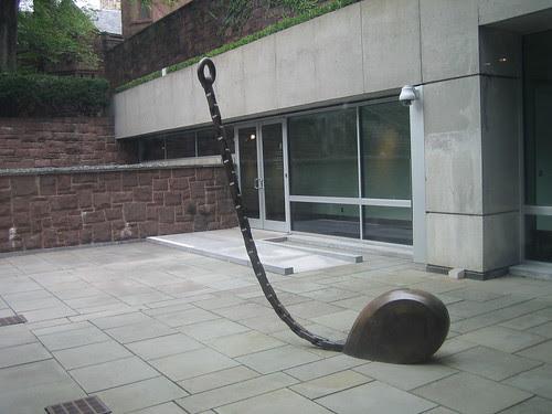 Le prix, 2006, Martin Puryear _7694