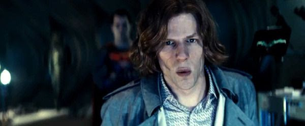 Superman is wary of what Lex Luthor is up to in BATMAN V SUPERMAN: DAWN OF JUSTICE.