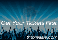 The Fray presale password for early tickets in Seattle