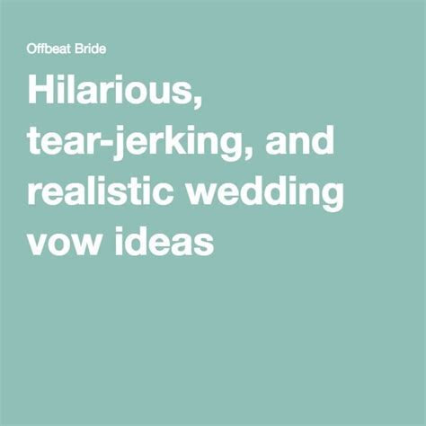 440 best Wedding Vows and Readings images on Pinterest   A