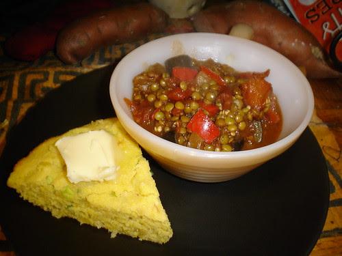 cornbread_eggplant chili 007
