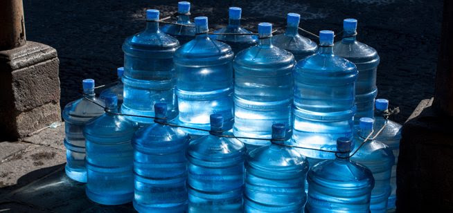 How Many Times Can 5 Gallon Water Bottles Be Refilled In Dubai