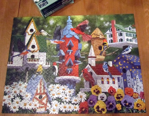 Another Jigsaw Puzzle