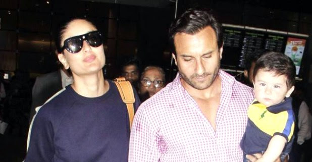 Saif Ali Khan In A Light-Hearted Conversation Said He Is Open For All Nappy Ads For Taimur