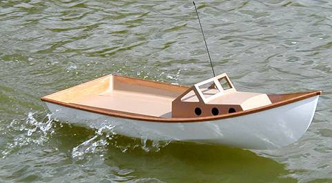 great introduction to the stitch and glue boatbuilding method