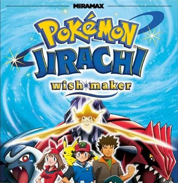Pokemon Movie 6 Jirachi Ka Wonder Hindi Dubbed