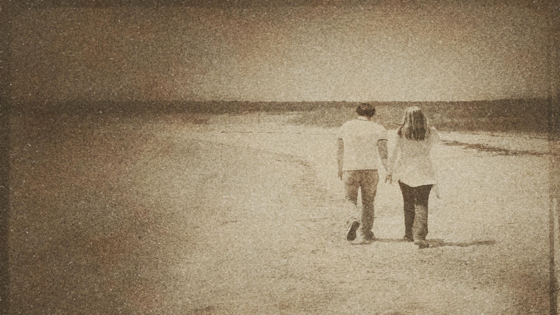 Sweet couple [1920 × 1080]