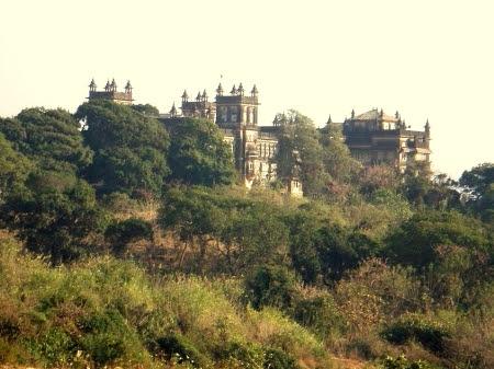 Siddi palace