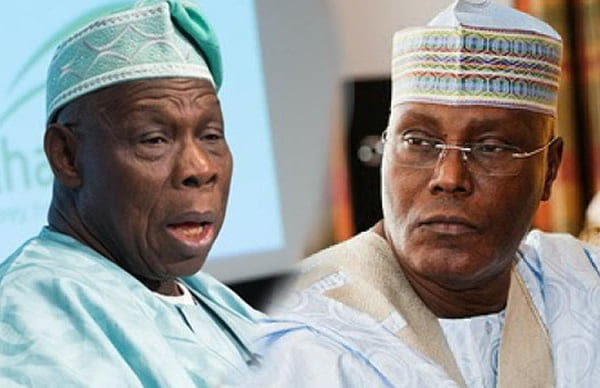 Atiku reveals what Obasanjo did to him for opposing tenure elongation