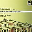 St Matthew Passion, BWV 244 : Erste Teil, Blute nur, du liebes Herz !