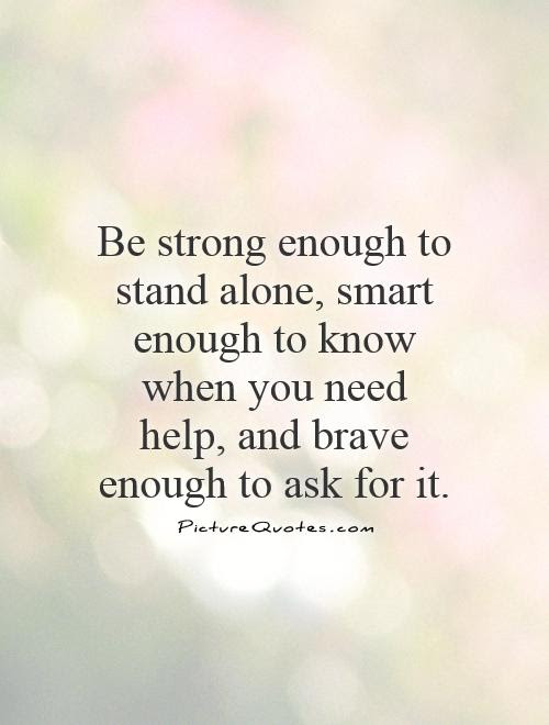 Quotes About Im Strong Enough 34 Quotes