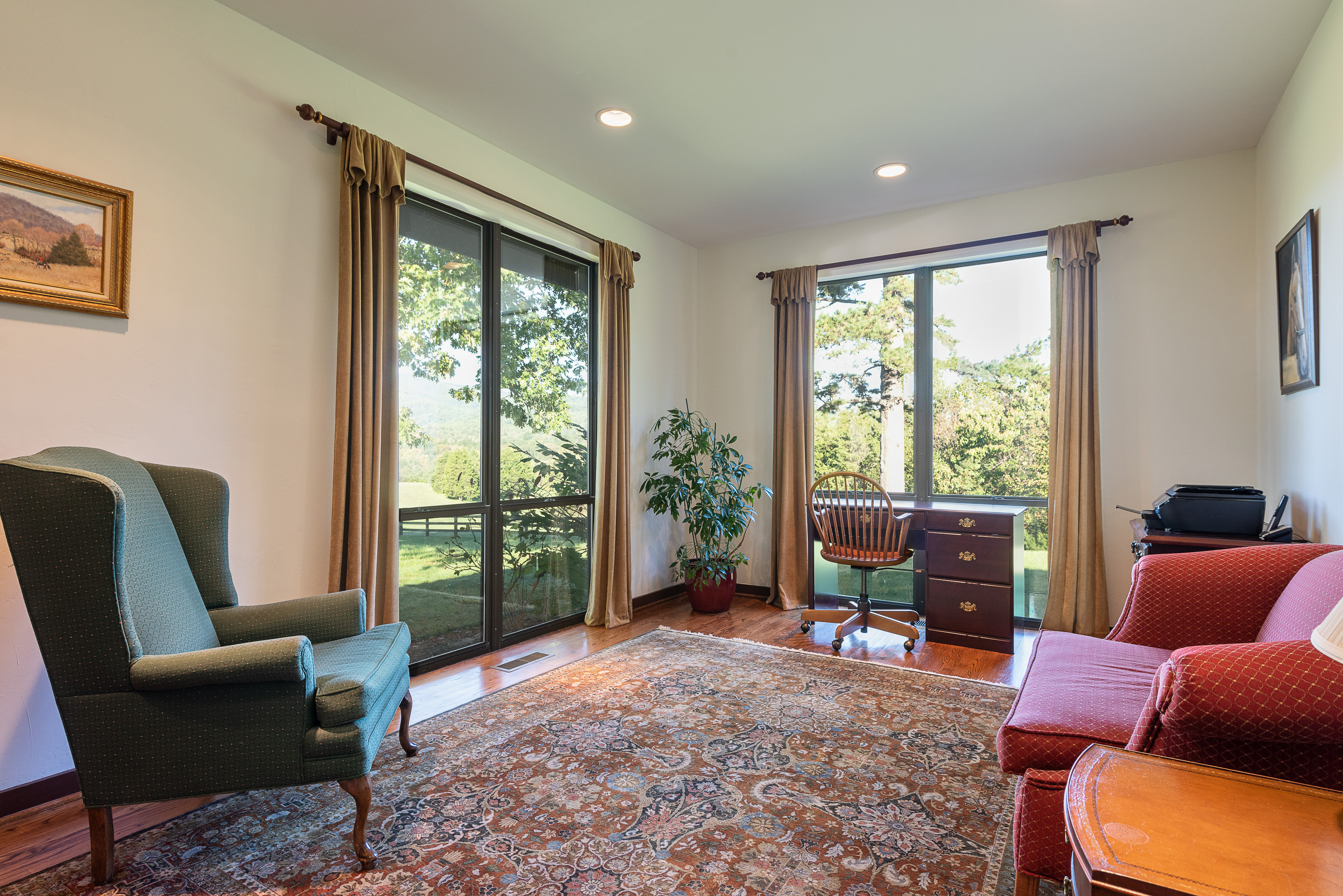 Charlottesville Stager Real Estate Staging