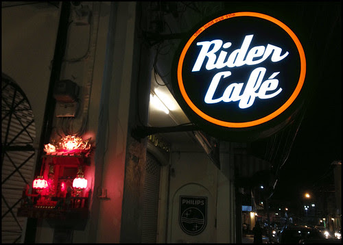 I caput into town to a greater extent than in addition to to a greater extent than these days for nutrient BangkokMap; Rider Cafe inward <a href=