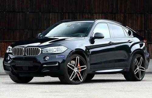 2018-BMW-X6-side - New Cars Magazine