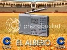 El Albero. Presentado por Rafael Cabrera