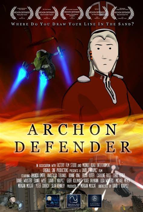 Archon Defender   Poster
